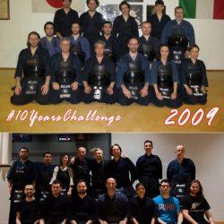 Budokan 10 Years Challenge